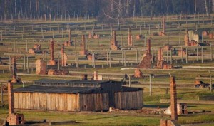 Stacks of Auschwitz - Birkenau,