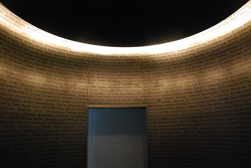 Special installation commemorate story of Schindler's List